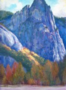 Yosemite Pastels - Emerging Light by Barbara Beaudreau