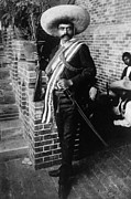 Jt History Photos - Emiliano Zapata Ca. 1879-1919, Mexican by Everett