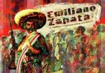 Emiliano Zapata Inmortal Print by Dean Gleisberg