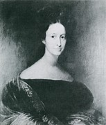 First Ladies Prints - Emily Donelson 1807-1836, Andrew Print by Everett
