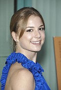 Academy Of Television Arts  Framed Prints - Emily Vancamp In Attendance For Atas Framed Print by Everett