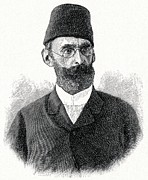 Pasha Photos - Emin Pasha, German Explorer by Cci Archives