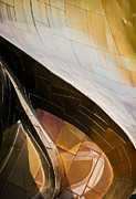 Experience Metal Prints - EMP Curves Metal Print by Chris Dutton
