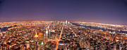 Central Park Photos - Empire State Building 86th Floor Observatory by James DiBianco Jr