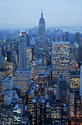 Empire State Building Print by Buena Vista Images
