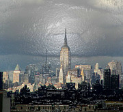 Mark Gilman - Empire State Building From Sunset Park