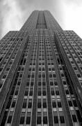 Empire State Building Print by Mandy Wiltse