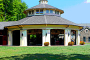 Cooperstown Photos - Empire State Carousel by Bob Whitt