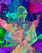 Gay Digital Art - Empowered by Kurt Van Wagner