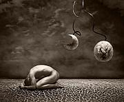 Emotive Art - Emptiness by Photodream Art
