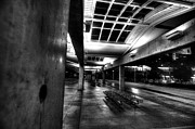 Terminal Photos - Empty and Cold by David Morefield