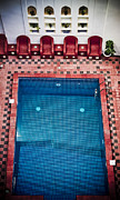 Empty Pool Framed Prints - Empty Pool Framed Print by Darcy Michaelchuk