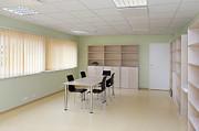 Empty School Classroom Print by Jaak Nilson