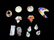 Just Stuff Nfs - Enameling by Pauline Ross