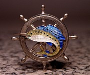 Boat Jewelry - Enamels 38 by Dwight Goss