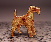Dogs Jewelry - Enamels 48 by Dwight Goss