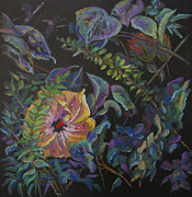 Vibrant Pastels Originals - Enchanted by Carole Haslock