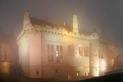 Enchanted Stirling Castle Scotland  Print by Christine Till
