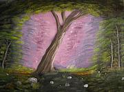 David  Barnes - Enchanted Tree