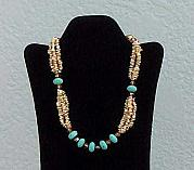 Gold-filled Jewelry - Enchanted Turquoise by Eleanor Love