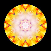 Mandala Photos - Enchantment by Ken Fields