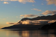 Theresa Willingham - End of Day at Turnagain...