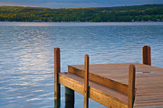 Finger Lakes Photo Metal Prints - End of Summer III Metal Print by Steven Ainsworth