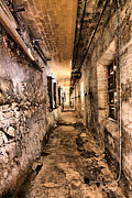 Philadelphia Photo Metal Prints - Endless Decay Metal Print by Andrew Paranavitana