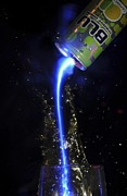 Energetic Posters - Energy Drink Poster by Photostock-israel