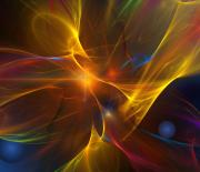 Fractal Art - Energy Matrix by David Lane
