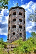Duluth Art - Enger Tower Afternoon by Shutter Happens Photography