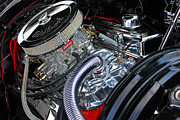 Carolyn Stagger Cokley Acrylic Prints - Engine 632 Acrylic Print by Carolyn Stagger Cokley