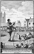 Discrimination Photo Prints - England: Beheading, 1554 Print by Granger