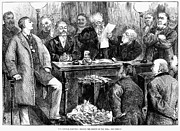 Result Prints - England: Election, 1880 Print by Granger