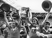 1977 Photos - England: Fa Cup, 1977 by Granger