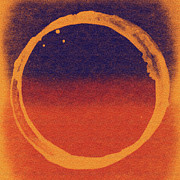 Gallery Print Prints - Enso 8 Print by Julie Niemela