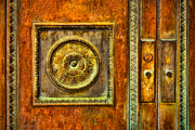 Knob Prints - Entrance Print by Susan Candelario