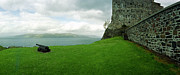 Castle Photo Originals - Entrapped at Duart Castle by Jan Faul