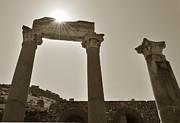 Ephesus 2011 Ad Print by Terence Davis