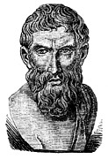 4th Prints - Epicurus (343?-270 B.c.) Print by Granger