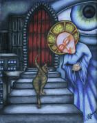 Epitaph For Ginger Print by Maryska Torresowa