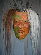 Featured Reliefs - Equinox Greenman by Shane  Tweten