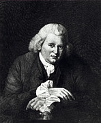 Evolutionary Biology Prints - Erasmus Darwin, British Doctor Print by Humanities & Social Sciences Librarynew York Public Library