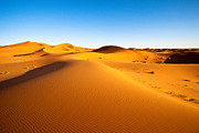 Erg Chebbi Framed Prints - Erg Chebbi Framed Print by Kelly Cheng Travel Photography