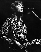 Eric Clapton Photos - Eric Clapton 1967or 8 in Cream by Chris Walter