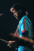 Clapton Photos - Eric Clapton by Marc Bittan