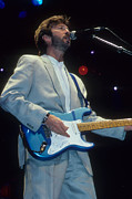 Clapton Photos - Eric Clapton  by Rich Fuscia