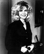 Author Prints - Erica Jong, Author, In 1980 Print by Everett