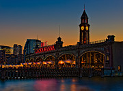 High Dynamic Range Prints - Erie Lackawanna Print by Susan Candelario