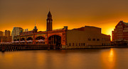 Terminal Prints - Erie Lackawanna Terminal Print by David Hahn